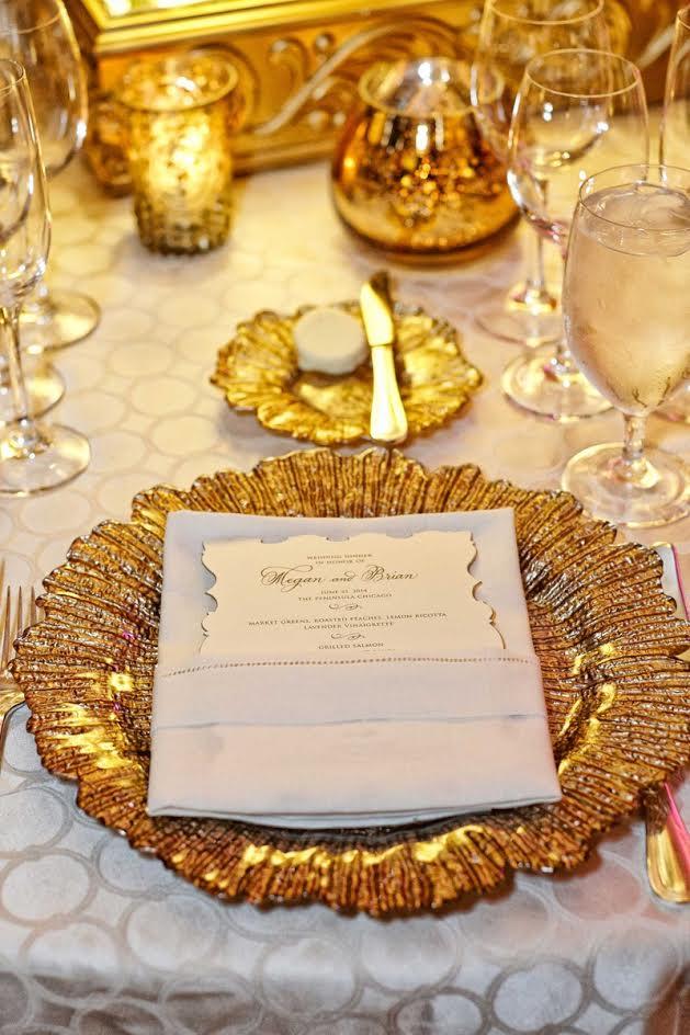 Unique Charger Plates Sonal J Shah Event Consultants Llc