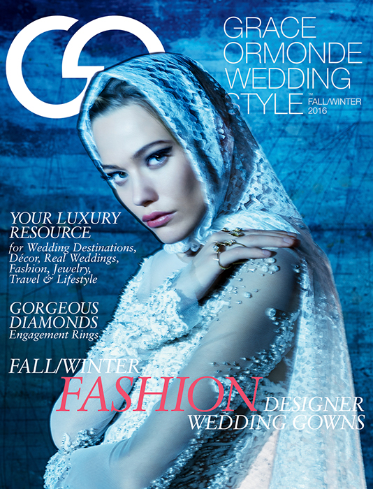 Grace Ormonde Wedding Style Fall Winter 2016