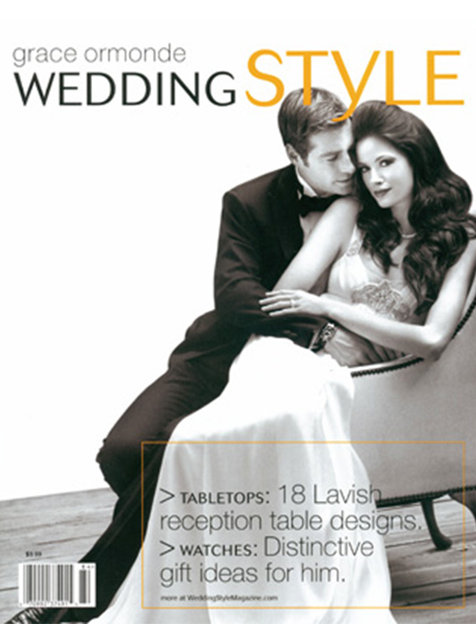 Grace Ormonde Wedding Style Fall Winter 2008 thumb