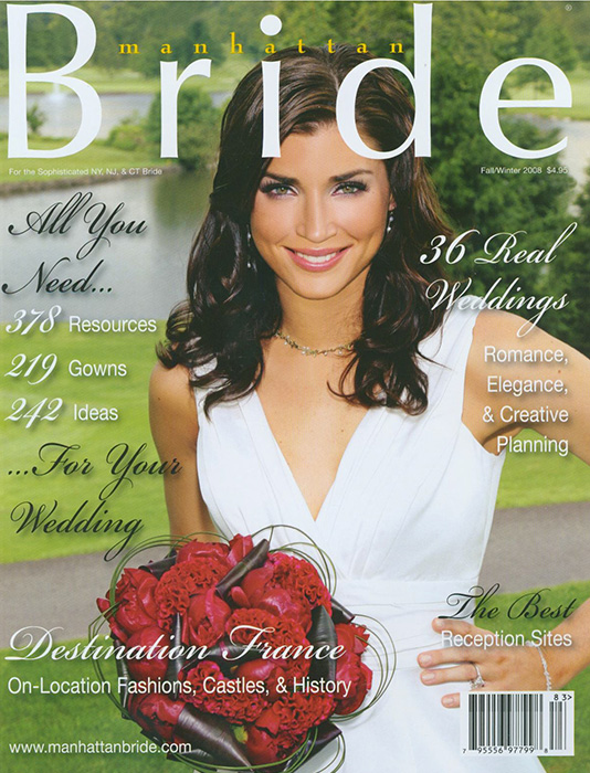 Manhattan Bride Fall/Winter 2008 Issue
