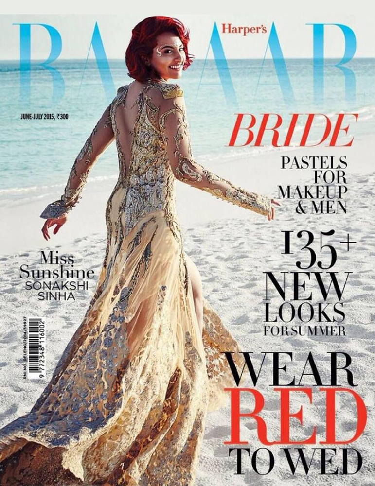 Harper's Bazaar June-July 2015