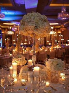 Candles May Seem Like A Simple Addition But Having Hundreds Throughout Your Reception Turns It Into Something Magical Here Are Some Of Our Favorite Ways