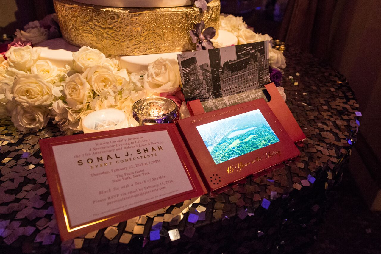 SJS Celebrates 15 Years with Rebrand Party at the Iconic Plaza Hotel ...