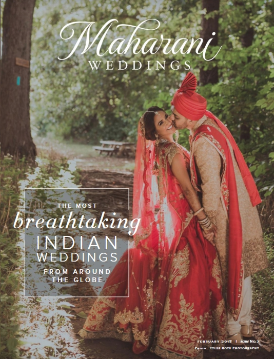 Rita and Krshna Wedding - Maharani Weddings