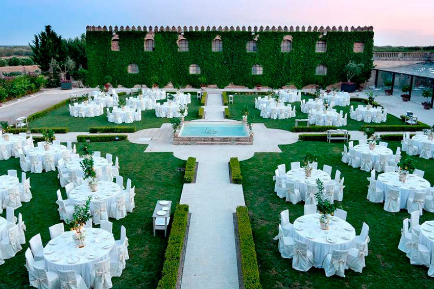 Italy Wedding Venues For 300 Guests Sonal J Shah Event