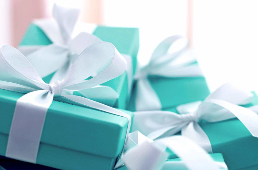 Tiffany Co Wedding Favors To Give To Your Guests Under 50